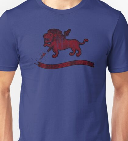 Crest (Filled) Unisex T-Shirt