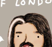 Toast of London Sticker