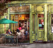 Cafe - Hoboken, NJ - Empire Coffee & Tea by Mike  Savad