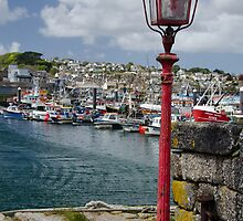 Newlyn Harbour by kathleenjean