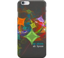 My phone i-phone V iPhone Case/Skin