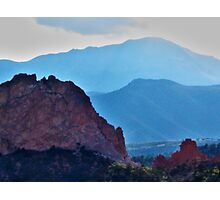 Garden of the Gods Photographic Print