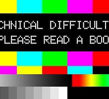 Please read a book by baygonwarrior