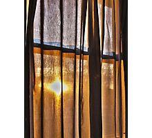 Looking through my Window Photographic Print