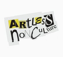 Artless Nonculture by SamSinister