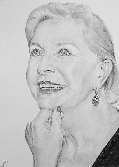 Rosie by MoniqueGeurts