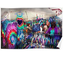 Storefront - Tie Dye is back  Poster
