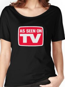 COOL TV Women's Relaxed Fit T-Shirt