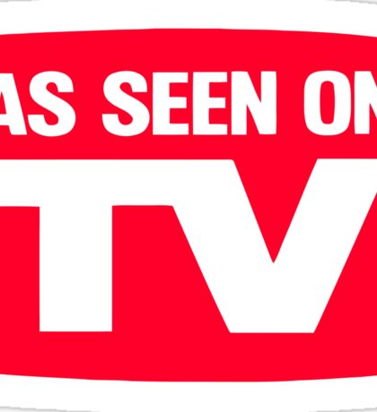 COOL TV Sticker