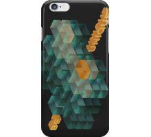 BE UNIQUE iPhone Case/Skin