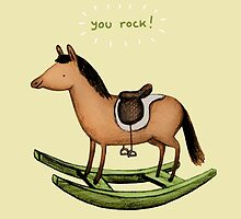 Rocking Horse by Sophie Corrigan