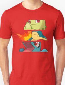 Pokemon - starters 2nd gen T-Shirt