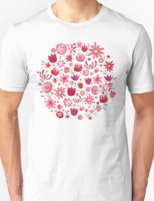 Summer Flowers T-Shirt