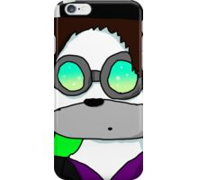 me in Pyrovision goggles iPhone Case/Skin