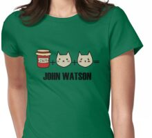 Jawn is made of jam, kittens and rage Womens Fitted T-Shirt