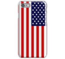 American flag case iPhone Case/Skin