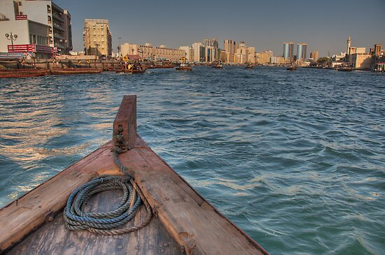 Crossing to Deira by joeborg1