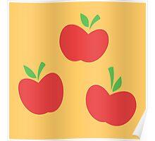 My little Pony - Applejack Cutie Mark Poster