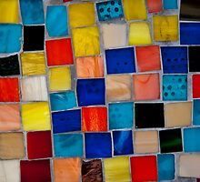 Color Tiles by Philip Amoroso