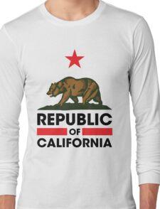 Republic of California Long Sleeve T-Shirt