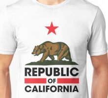 Republic of California Unisex T-Shirt