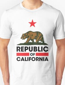 Republic of California T-Shirt