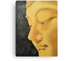 buddha peace. Canvas Print