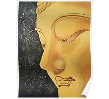 buddha peace. Poster