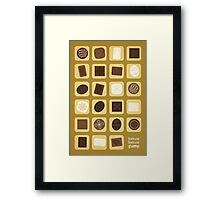 Forrest Gump Framed Print