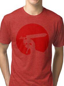 Berserk Red Moon Tri-blend T-Shirt