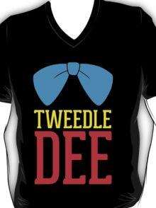 FUnny Tweedle Dee - Tweedle Dum for couples T-Shirt