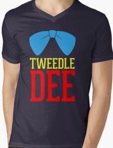 FUnny Tweedle Dee - Tweedle Dum for couples Mens V-Neck T-Shirt
