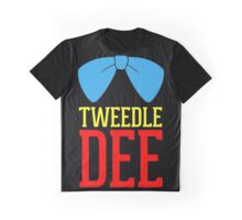 FUnny Tweedle Dee - Tweedle Dum for couples Graphic T-Shirt