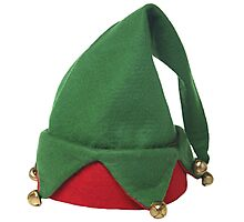 Elf hat Photographic Print