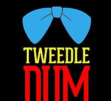 Tweedle dee and tweedle dum. by baygonwarrior