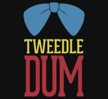 Tweedle dee and tweedle dum. Kids Clothes