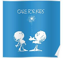 Care For Kids Poster