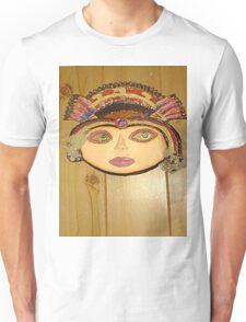 Aztec Mask Unisex T-Shirt