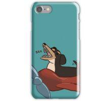 Hi, my name is Dog iPhone Case/Skin