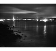 Golden Gate Bridge at Dusk Photographic Print