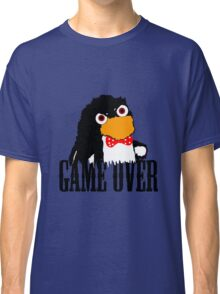 Mr.Flibbles Game Over Classic T-Shirt
