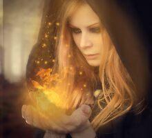 Fire Sorcress by karlie67