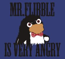 Mr.flibble is very angry by inu14