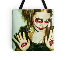 Her Prophecy Tote Bag