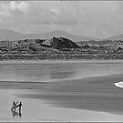 Enniscrone Surfers by Maybrick