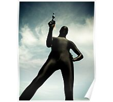 Ray Gun Zentai May 2012 Set I Pic 02 Poster