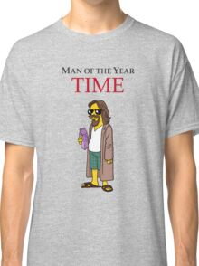 Dude of the year. Classic T-Shirt