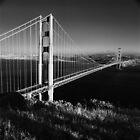 75th Anniversary of the Golden Gate Bridge by Rodney Johnson