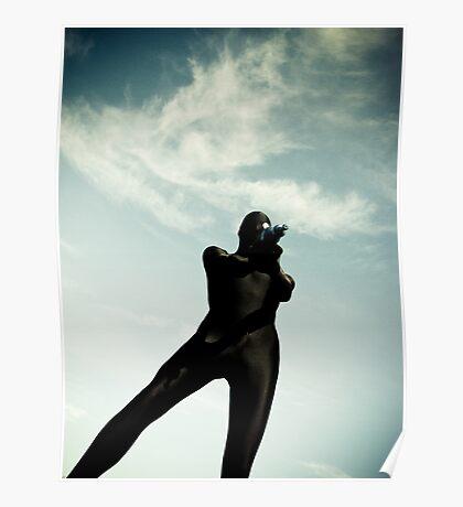 Ray Gun Zentai May 2012 Set I Pic 03 Poster