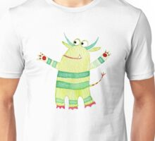 Monster Marigold Unisex T-Shirt